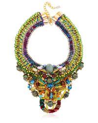 Anita Quansah London   Multicolor Kadin Necklace   Lyst