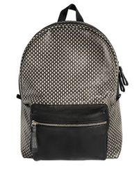 Alexander McQueen | White Skull Printed Coated Canvas Backpack for Men | Lyst