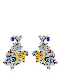 Halo | Blue Picasso Pop Earrings | Lyst