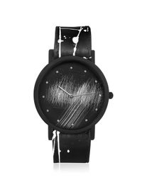 South Lane - Black Avant Surface Splash Watch - Lyst