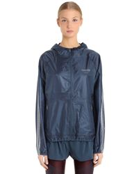Nike | Blue Nikelab Packable Ripstop Running Jacket | Lyst