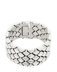 KD2024 | Metallic M3n Sterling Silver Bracelet for Men | Lyst