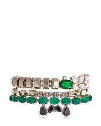 Iosselliani - Multicolor Colors Of Burma Bracelet - Lyst