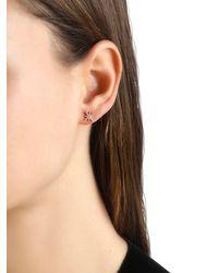 Apm Monaco - Multicolor Meteorites Asymmetric Earrings - Lyst