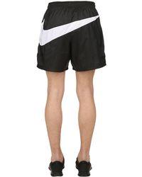 Nike - Black Lab Heritage Track Shorts for Men - Lyst