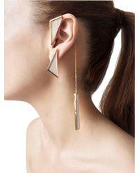 Sylvio Giardina | Multicolor Collezione Three (3) Shape Earrings | Lyst