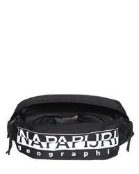 Napapijri - Black Sac Ceinture Avec Logo for Men - Lyst