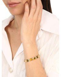 FEDERICA TOSI - Metallic Spike Bracelet - Lyst
