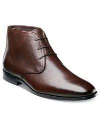 Florsheim - Brown Shoes, Jet Chukka Boots for Men - Lyst