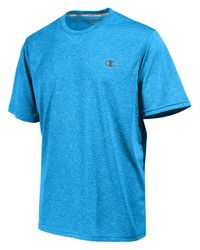Champion - Blue Men's Vapor Performance T-shirt for Men - Lyst