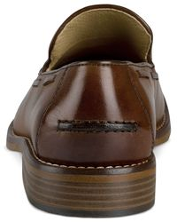 G.H.BASS - Brown Men's Cooper Loafers for Men - Lyst