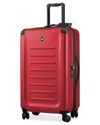 "Victorinox - Red Victorinox Spectra 2.0 29"" Spinner Suitcase - Lyst"