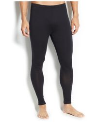 32 Degrees | Black Heat Base Layer Legging for Men | Lyst