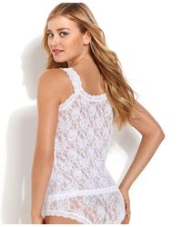 Hanky Panky | White Bride Signature Lace Cheeky Hipster 482211 | Lyst