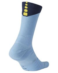 Nike - Blue Nba All Star Elite Quick Alt Crew Socks for Men - Lyst