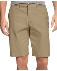 Tommy Hilfiger | Blue Men's Classic-fit Chino Shorts for Men | Lyst