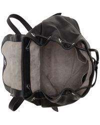 Vince Camuto - Black Bonny Leather Backpack - Lyst