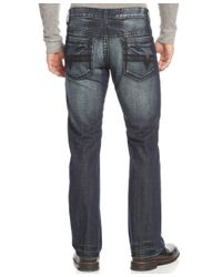 INC International Concepts | Blue Men's Gale Copenhagen Bootcut Jeans, Only At Macy's for Men | Lyst