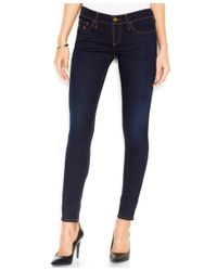 True Religion - Blue Casey Super-skinny Jeans, Painful Love Wash - Lyst