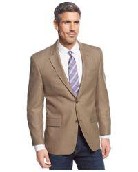 Michael Kors - Brown Michael Neat Sport Coat for Men - Lyst
