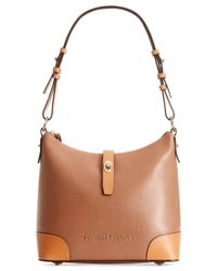 Dooney & Bourke | Brown Claremont Hobo | Lyst