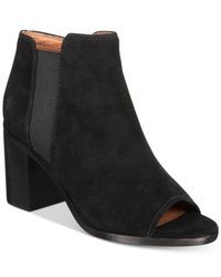 Frye - Black Danica Chelsea Boots, A Macy's Exclusive Style - Lyst