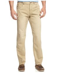 Tommy Bahama | Natural Montana Authentic Chinos for Men | Lyst