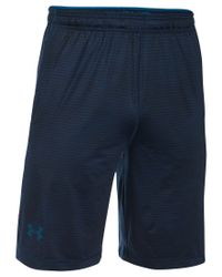 Under Armour - Blue Men's Raid Heatgear Shorts for Men - Lyst