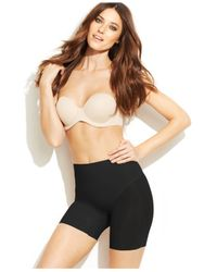 Wacoal | Black Firm Control Smooth Complexion Long Leg Shaper 805351 | Lyst