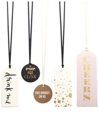 kate spade new york - Multicolor Assorted Wine Tag Set - Lyst