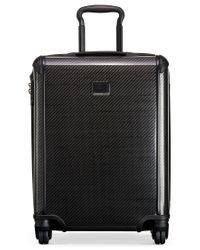 "Tumi | Black 25% Off Tegra-lite 22"" Continental Carry On Expandable Hardside Suitcase for Men 