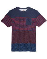 American Rag - Blue Men's Seasonal Stripe T-shirt, Only At Macy's for Men - Lyst