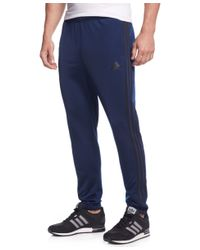 Adidas Originals | Blue Men's Essential Tricot Tapered Joggers for Men | Lyst
