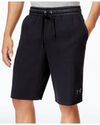 "Under Armour | Black Men's Downtown 11"" Performance Shorts for Men 