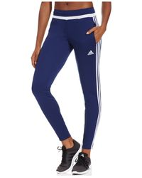 Adidas Originals | Blue Trio 15 Training Climacool® Pants | Lyst