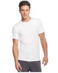 32 Degrees | White Crew-neck T-shirt for Men | Lyst