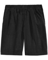 Quiksilver   Black Waterman Men's Cabo 5 Shorts for Men   Lyst