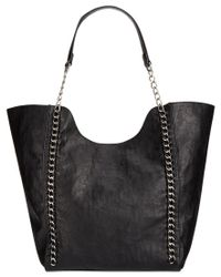 INC International Concepts | Black Salli Shopper | Lyst