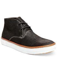 Steve Madden | Black Fedder Sneakers for Men | Lyst