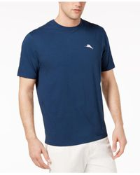 Tommy Bahama - Blue Marlin Paradise Graphic-print T-shirt for Men - Lyst