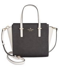 kate spade new york | Black Cedar Street Small Hayden Convertible Crossbody | Lyst