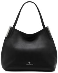Vince Camuto | Black Tina Tote | Lyst