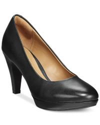 Clarks | Black Collection Women's Brier Dolly Pumps | Lyst
