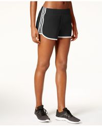 Adidas Originals | Black M10 Climalite Woven Running Shorts | Lyst