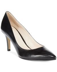 Cole Haan | Black Juliana 75 Pumps | Lyst