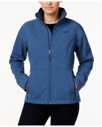 The North Face | Blue Apex Windproof Softshell Jacket | Lyst