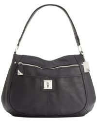 Style & Co. | Black Style&co. New Myriam Convertible Hobo | Lyst