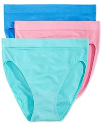 Wacoal   Multicolor B.smooth High-cut Brief 3-pack 870275   Lyst