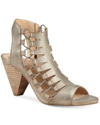 Vince Camuto - Multicolor Eliaz Gladiator Dress Sandals - Lyst