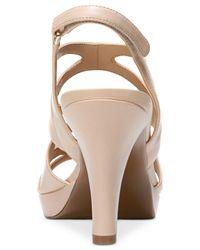 Naturalizer - Pink Pressley Sandals - Lyst
